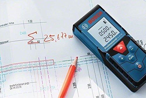 Bosch Laser Entfernungsmesser Bluetooth : Bosch professional glm 40 digital laser messen bis zu meter