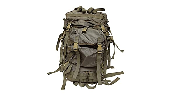 Amazon.com : Russian spetsnaz SSO SPOSN Ataka-4 60L raid backpack olive : Sports & Outdoors