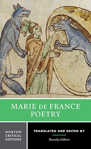 Marie de France: Poetry (Norton Critical Editions)