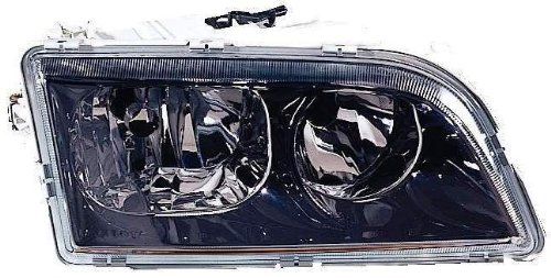 V40 Headlamp Assembly - For 2000 2001 2002 Volvo S40 / V40 Headlight Headlamp Assembly Passenger Right Side Replacement VO2503109