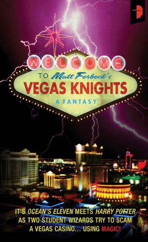 book cover of Vegas Knights