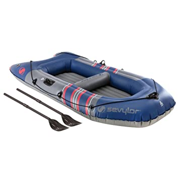 Sevylor Colossus Inflatable 3 Person Boat