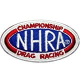 Nhra Hot Rod Racing Motorcycle Car Team Nos Turbo Jacket Suit Speed Embroidered Iron on Patch