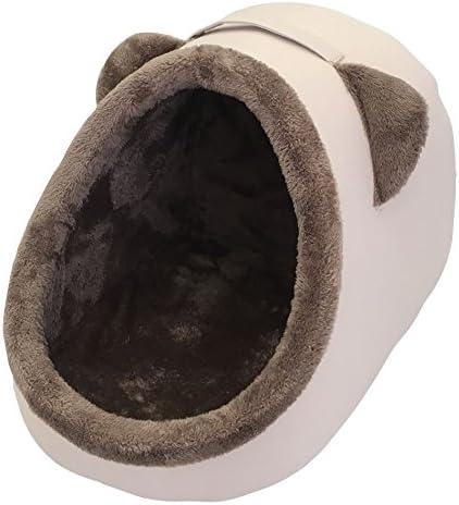 Heritage cueva c/álida para gatos o perros Cama con forma de igl/ú para mascotas