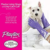 Playtex Living Reuseable Rubber Cleaning Gloves