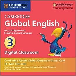 Buy Cambridge Global English Stage 3 Cambridge Elevate
