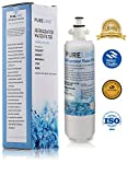 #7: Kenmore 46-9690 (9690), LG ADQ36006101,LG LT700P Compatible Water Filter Replacement - Refrigerator - Also Fits WSL-3,WF700 (1 PACK)