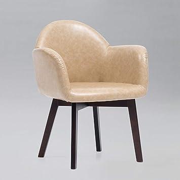 De Furniture Respaldo Nordic Silla Madera Lrzs Maciza Comedor EWID29YHbe