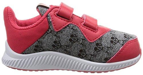 adidas Disney M&m Fortarun Cf I, Zapatillas Unisex Niños Rojo (Brgrin/ftwbla/rosbas)