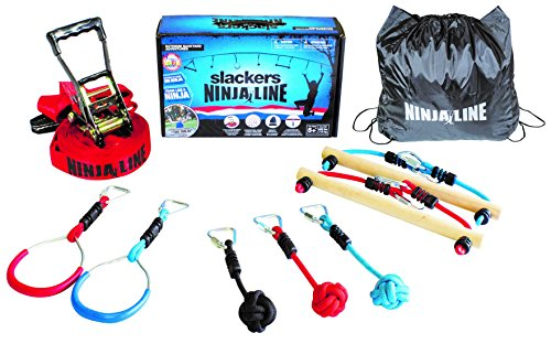(Slackers NinjaLine 36' Intro Kit )