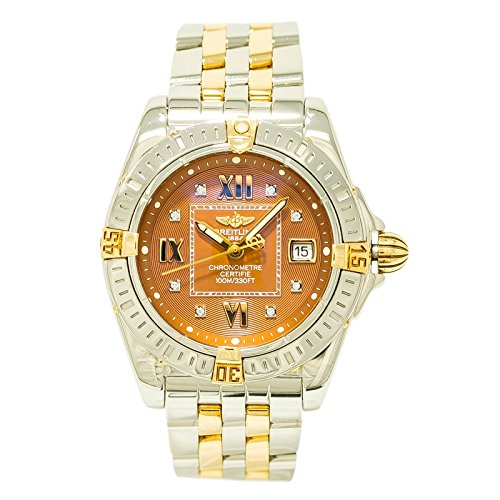 Breitling Cockpit - Breitling Cockpit automatic-self-wind womens Watch B71356 (Certified Pre-owned)