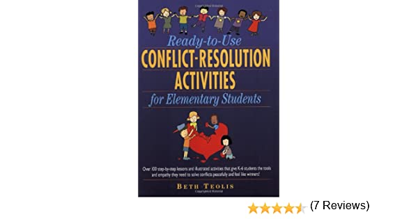 Ready-to-Use Conflict-Resolution Activities for Elementary ...
