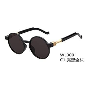 ZHOUYF Gafas de Sol Moda Unisex Wl000 Brand Design ...