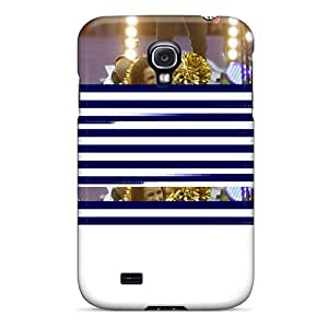 New Diy Design Minnesota Vikings Cheerleadersquad For Galaxy S4 Cases Comfortable For Lovers And Friends For Christmas Gifts