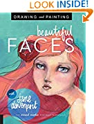 #9: Drawing and Painting Beautiful Faces: A Mixed-Media Portrait Workshop