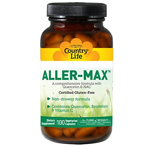 Country Life Aller Max Vegetarian 100 Count
