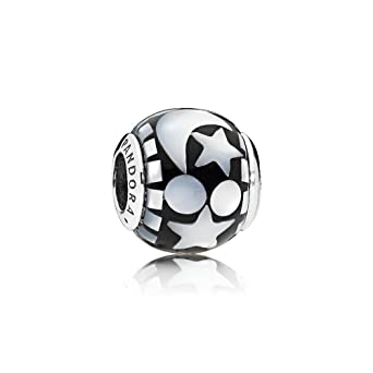 b7bd06022e6 Image Unavailable. Image not available for. Color: Pandora Celestial Mosaic  Multicolored Charm with Mother-of-Pearl 796400MMB