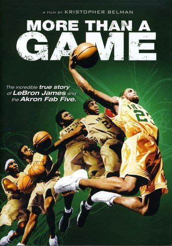 More Than A Game (Widescreen, Dolby, AC-3)
