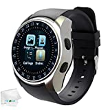 Best TopePop Android Camera Phones - Smart Watch Bluetooth Wrist Smartwatch Touch Screen Unlocked Review