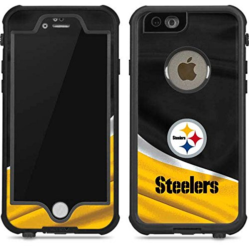 Pittsburgh Steelers iPhone 6/6s Waterproof Case - NFL | Skinit Waterproof Case - Snow, Dust, Waterproof iPhone 6/6s Cover ()