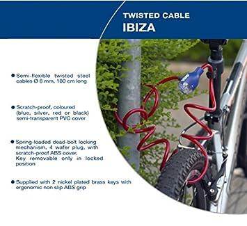 Cable trenzado de alta calidad para bicicleta, scooter ...