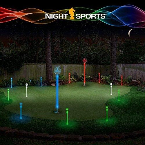 Backyard LED Night Golf Pitch & Putt by Night Sports USA LLC (Image #1)