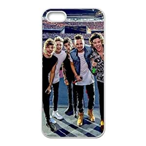 One Direction Concert Unique Design Cover Case for Iphone 5,5S,custom case cover ygtg-783778