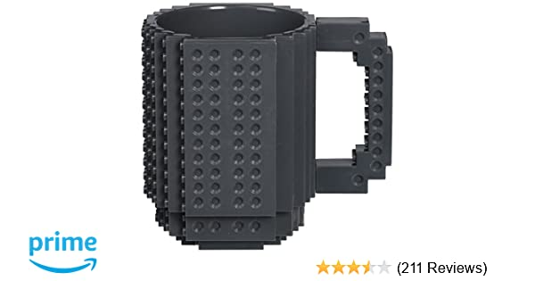 Mug Brick 12oz Coffee Build On Free Bpa EIYDH9W2e