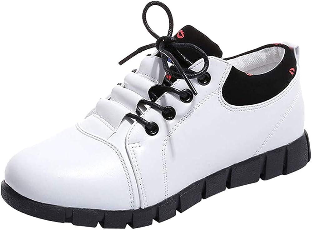 Zapatillas de Deportivo Running Plano para Mujer Otoño Invierno ...