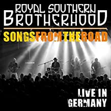 Songs From the Road: Live in Germany (CD / DVD)