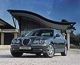 Home Comforts LAMINATED POSTER 2003 Jaguar S-Type Car Poster Print 24x16 Adhesive Decal