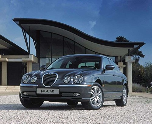 Home Comforts LAMINATED POSTER 2003 Jaguar S-Type Car Poster Print 24x16 Adhesive Decal by Home Comforts