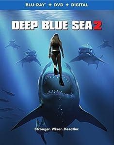 Cover Image for 'Deep Blue Sea 2 [Blu-ray + DVD + Digital]'