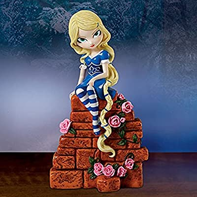 The Bradford Exchange Rapunzel Fairy Tale Fantasies Figurine Collection By Jasmine Becket-Griffith