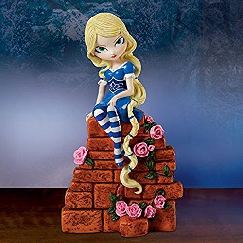 The Bradford Exchange Rapunzel Fairy Tale Fantasies Figurine Collection By Jasmine (Bradford Exchange Collector)