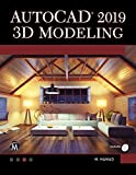 img - for AutoCAD 2019 3D Modeling book / textbook / text book