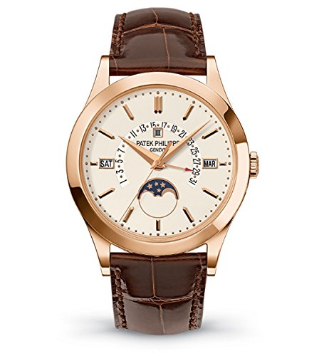 Patek Philippe Grand Complications Retrograde 39mm Rose Gold Watch 5496R-001 (Watch Luxury Retrograde)