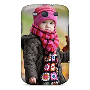 WonderwallOasis Protective Cute Baby In Autumn For Case Iphone 5C Cover