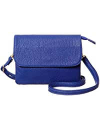 Roomy Pockets Series Small Crossbody Bag Cell Phone Purse...
