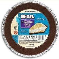 MI-DEL Gluten Free Chocolate Snap Pie Crust 200g