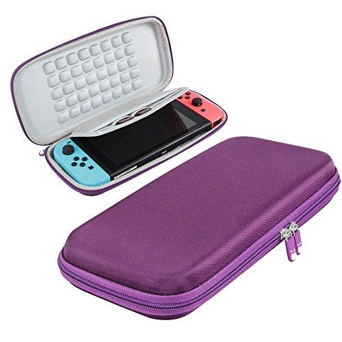 Travel Purple Nintendo Switch Hermitshell