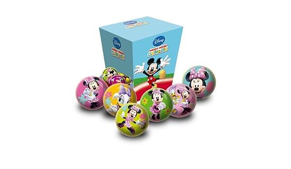 Pelota Minnie Disney 6cm surtido (exp30): Amazon.es: Juguetes y juegos