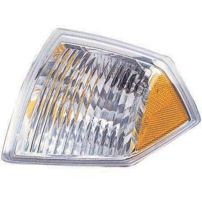 Park Light Lens (DRIVER SIDE SIGNAL LIGHT Jeep Compass SIGNAL/PARK LIGHT LENS AND HOUSING)