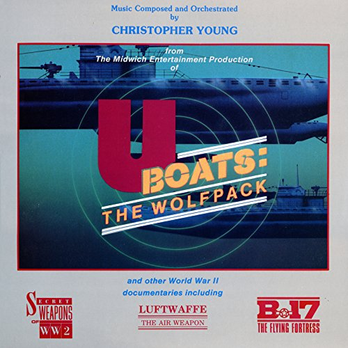 Album Art for U-boats: The Wolfpack And Other Documentaries by Christopher Young