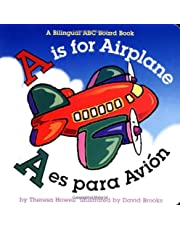 A is for Airplane/A es para avion