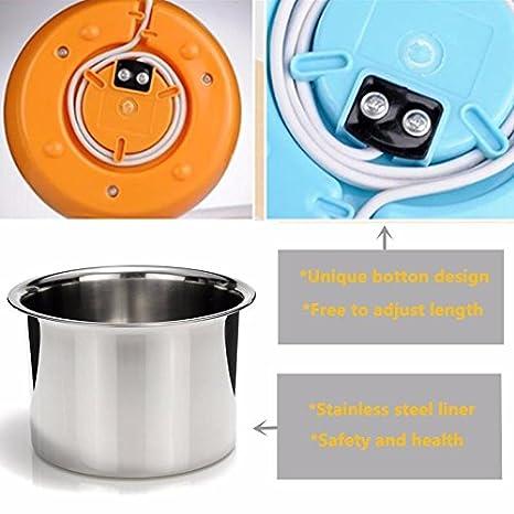 Amazon.com: Yogur fabricante – automático de acero ...