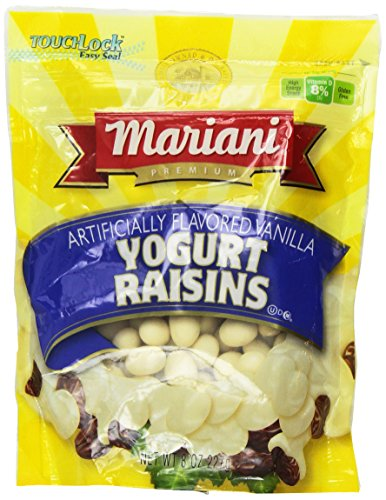 MARIANI YOGURT RAISINS 8oz 3pack