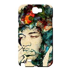 samsung note 2 Strong Protect Specially Forever Collectibles phone carrying cases jimi hendrix