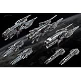 Dropfleet Commander: UCM Starter Fleet
