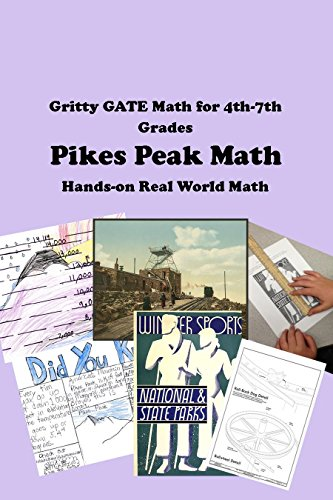 Amazon com: Pikes Peak Math 4-5 Gifted and Talented 6-7 Extensions